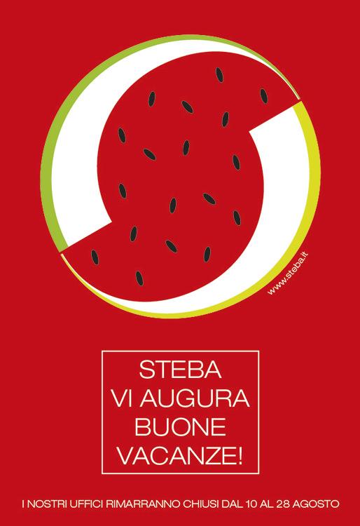Cartolina Steba Estate 2015