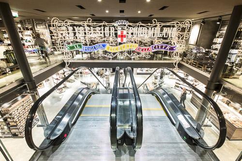 Impianti milanesi Maspero elevatori Excelsior Magazzini